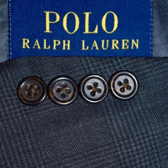 Polo Ralph Lauren Other - 42L Polo Ralph Lauren Current Gray Plaid BLAZER